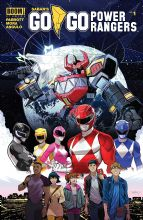 Power Rangers Comics